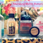 Любими продукти за февруари 2014