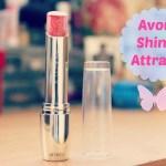 Червило  Avon Shine Attract Red Smoulder P306