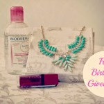 First Birthday Giveaway!