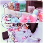 Летни покупки 2014
