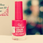 Golden Rose Color Expert 39 Review