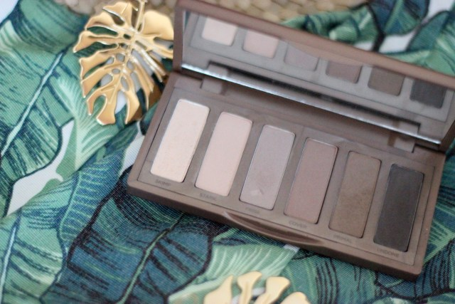 Urban Decay Naked 2 Basics.