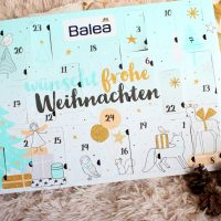 Balea Advent Calendar 2017