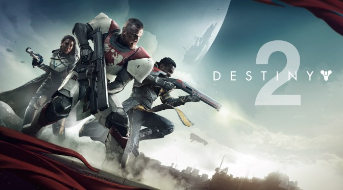 Non-Review: Destiny 2 by Bungie (developer)