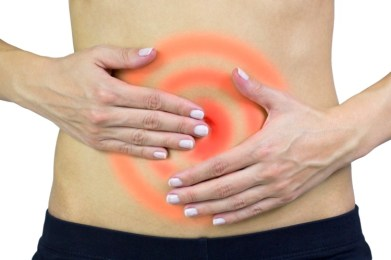 Twitching of stomach astrology meaning superstition