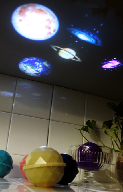 Led Light Projector Stars