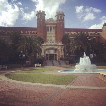 FSU fountain