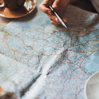 Living-to-Travel-map