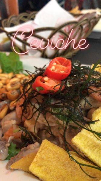 Peru lima food travel abroad tour downtown ceviche