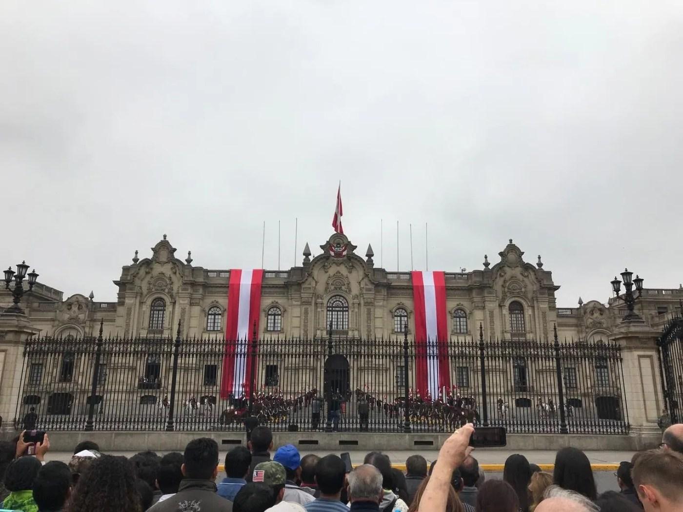 Peru lima food travel abroad tour downtown peru mayor