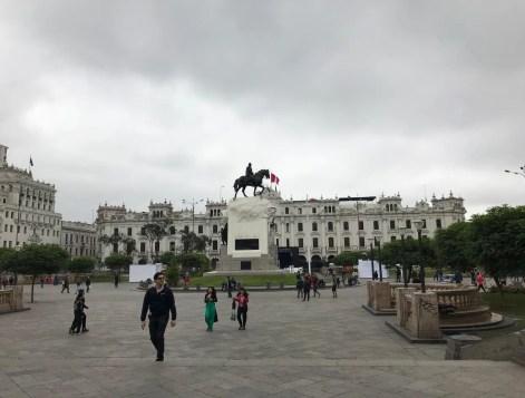 Peru lima food travel abroad tour downtown peru