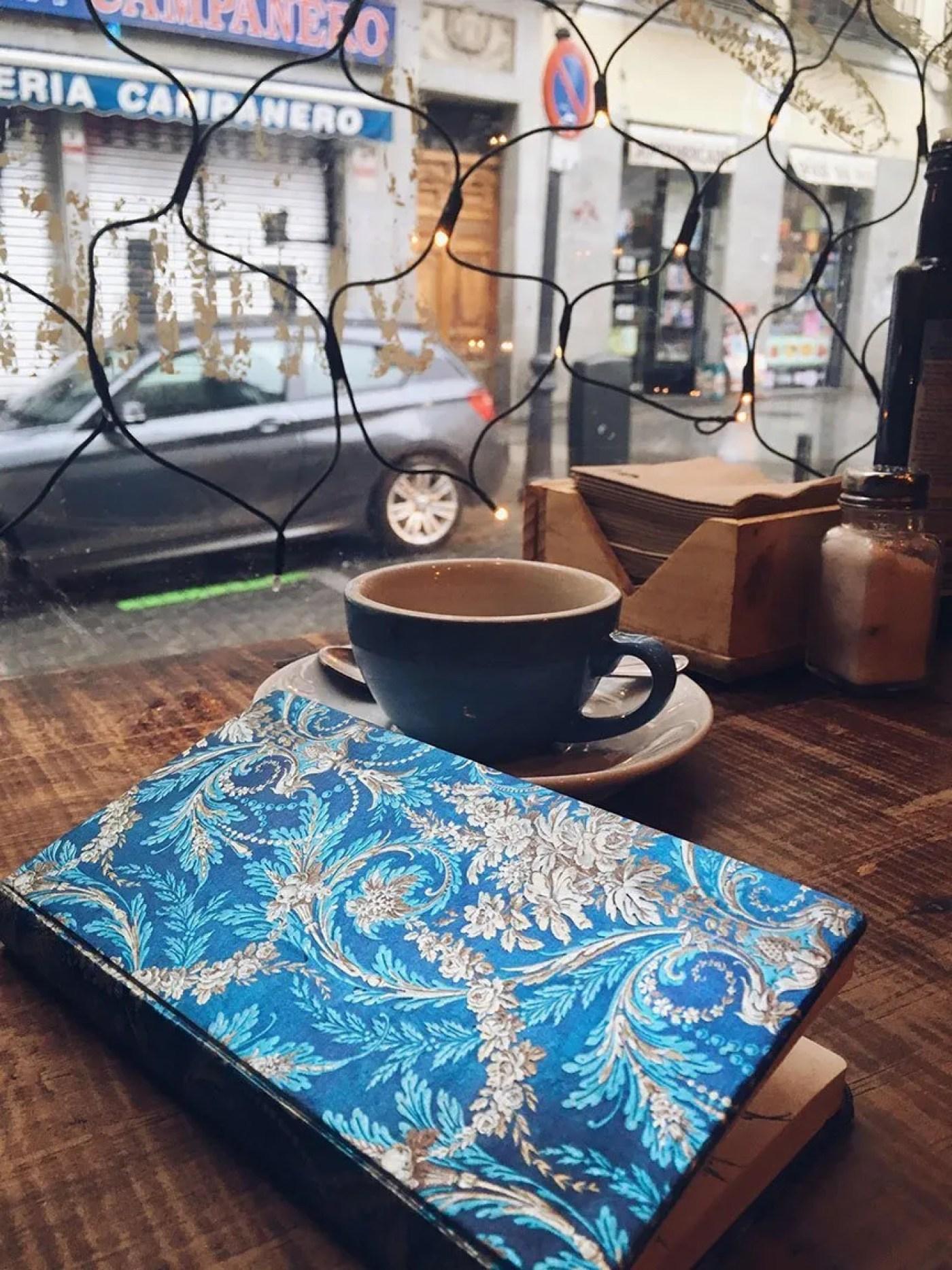coffee in madrid cafés