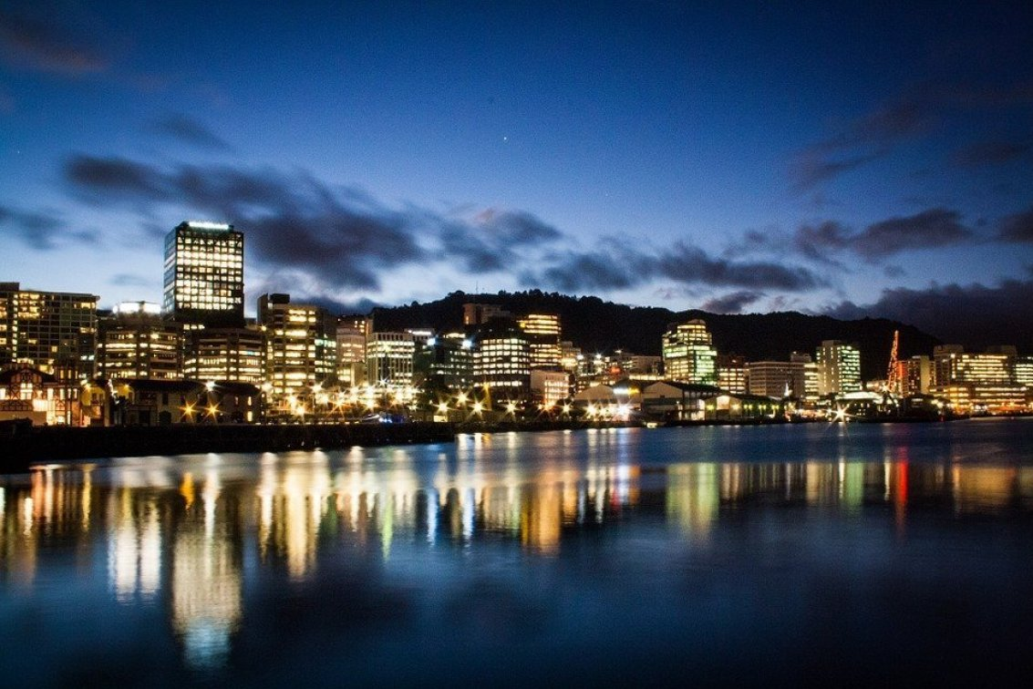 Wellington New Zealand Changed My Life