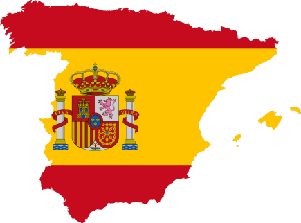 spain flag map Finding Myself