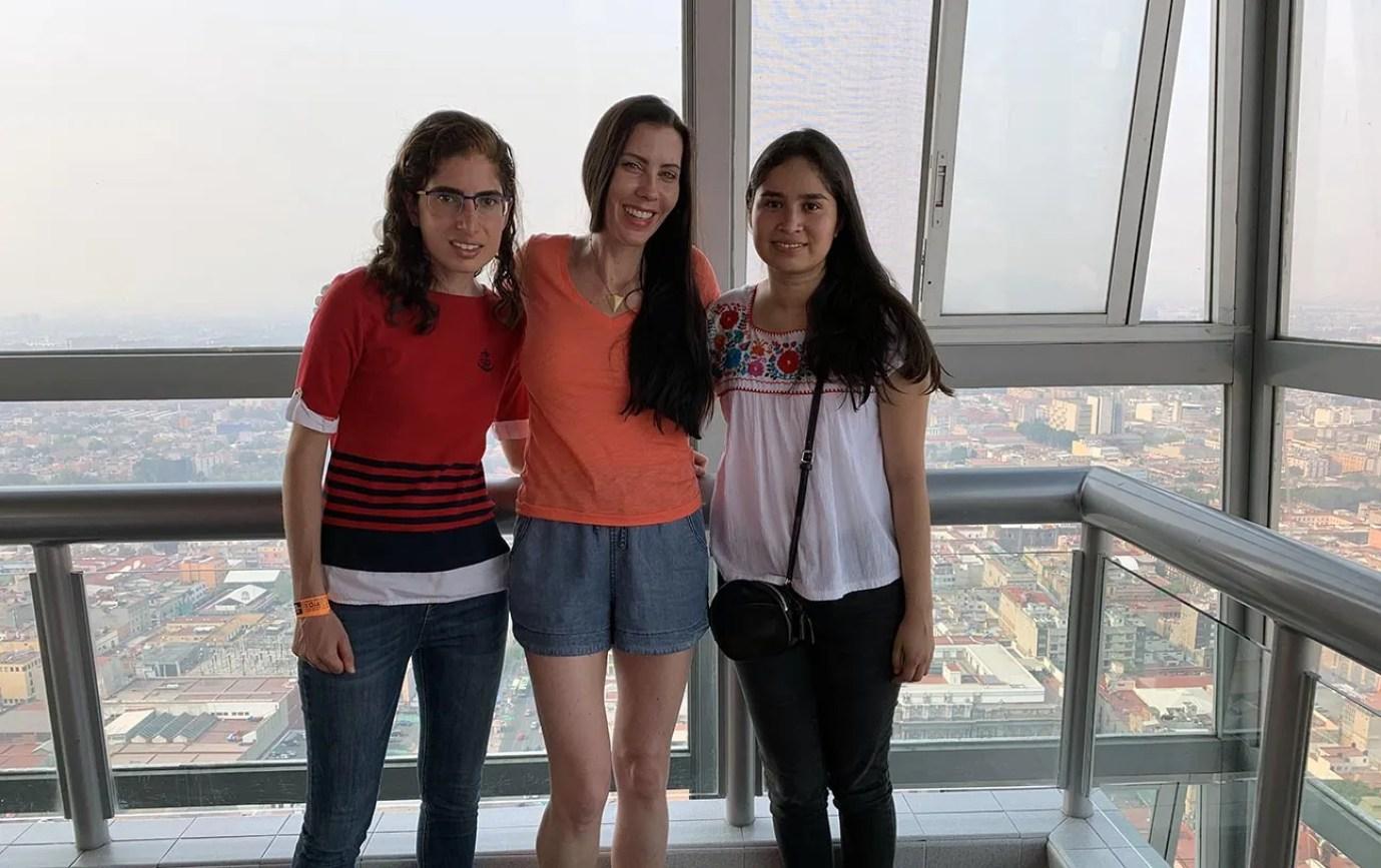 tourist to mexico city