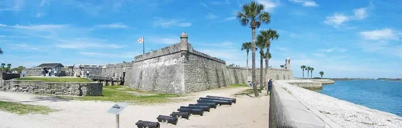 Castillo de San Marcos Fort st augustine