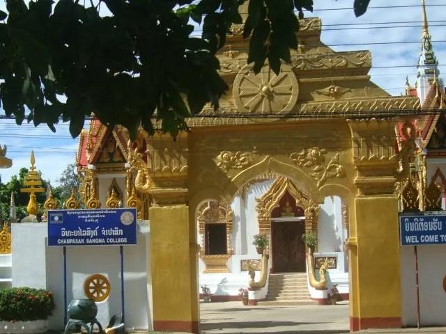 Champasak Sangha College