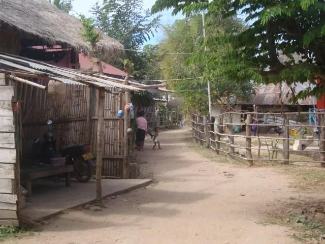 Don Det Village Life