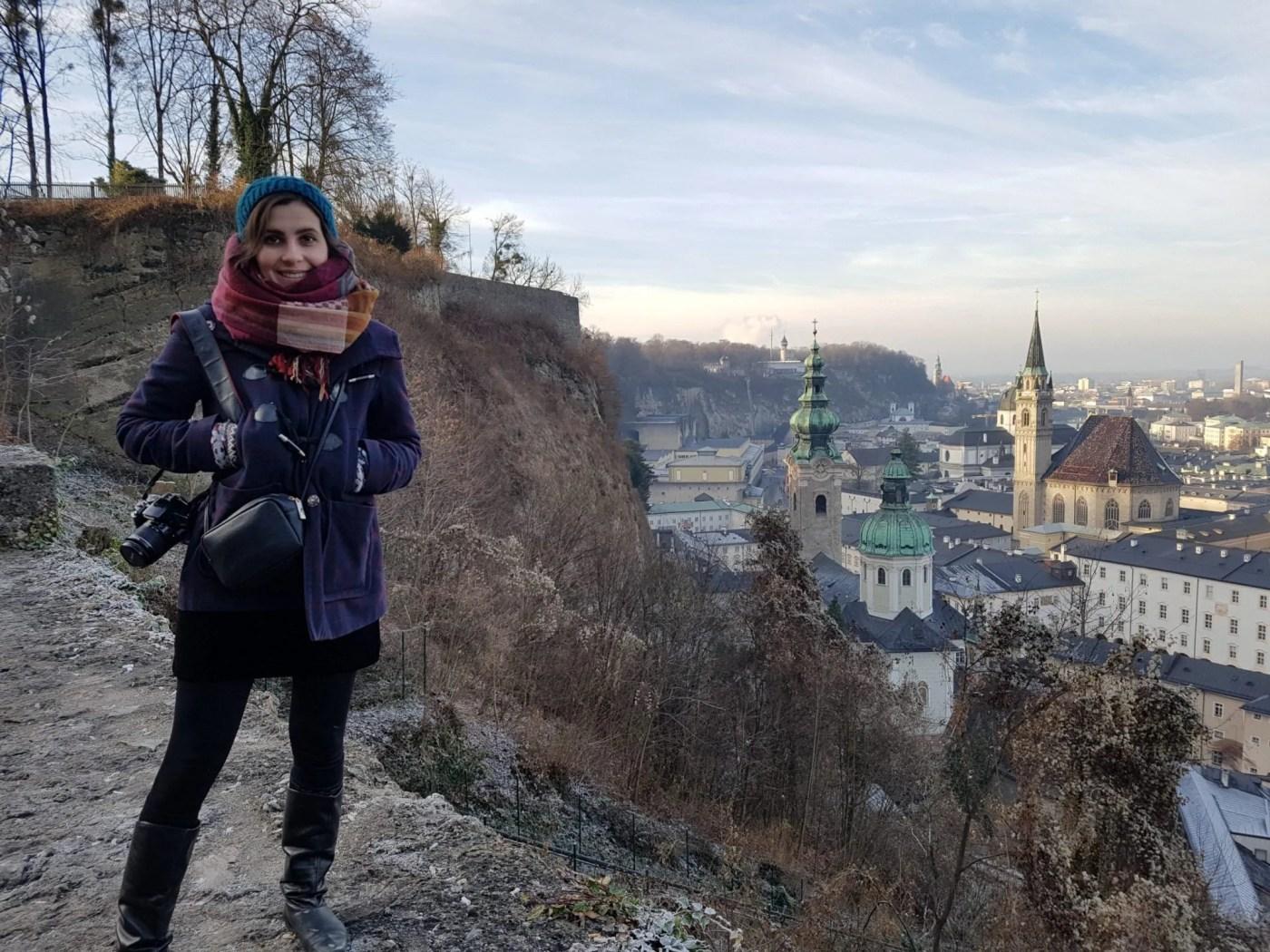 Lucy in Salzburg