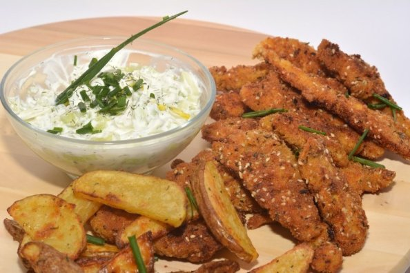 chicken-and-potato-wedges