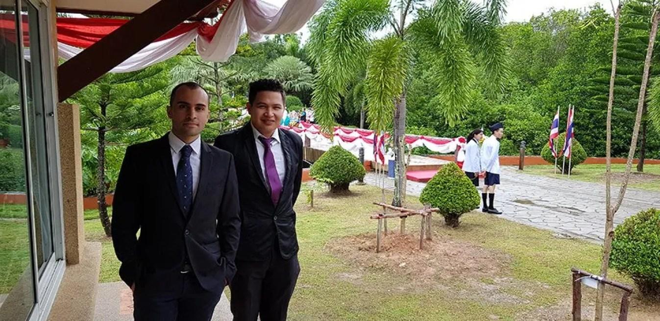 thai School Formal