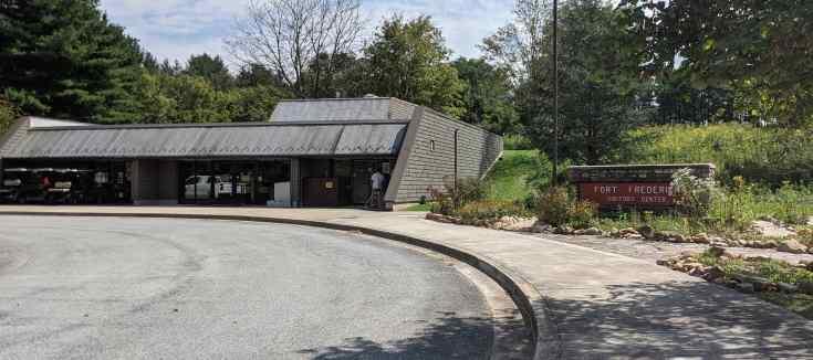 Fort Frederick Visitor Center
