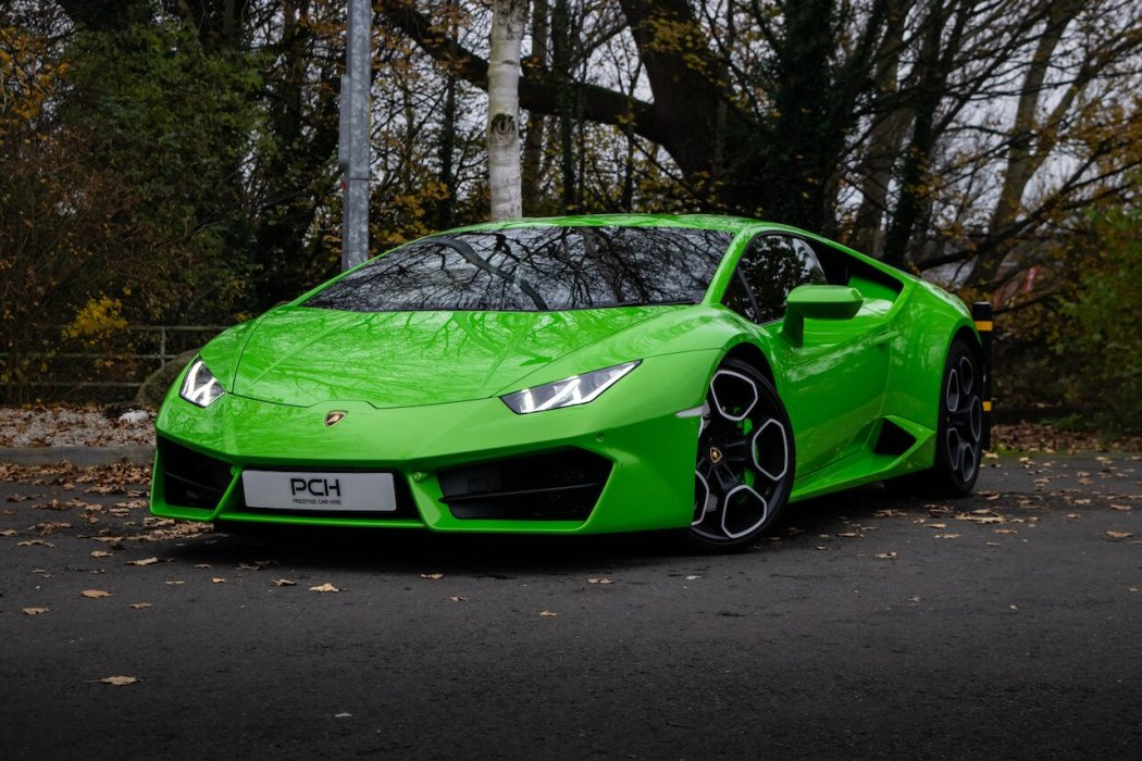 Huracan PCH front4
