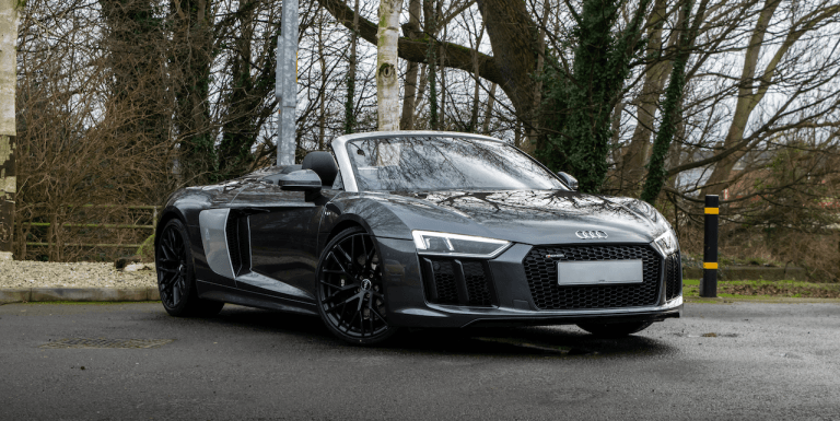R8 featured