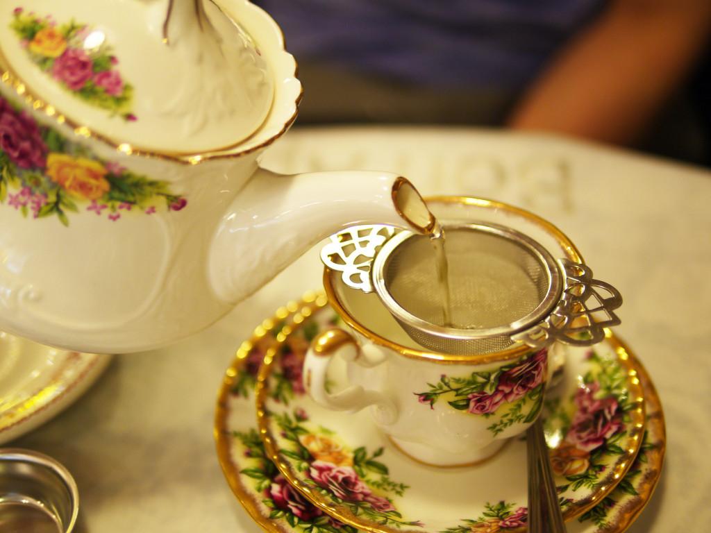 Afternoon Tea At After Queen Tea ShopToronto Dreams Of