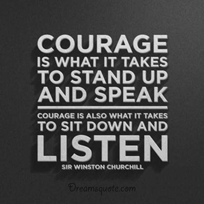 Inspirational Quotes About Courage Inspirational life Quotes   Motivational Quotes about life Courage  Inspirational Quotes About Courage