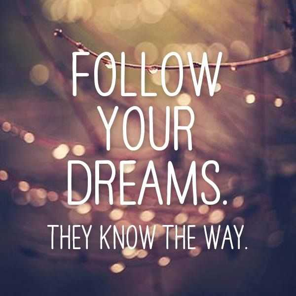 Best Dreams Aspiration Quotes On Life Follow Your Dreams Come True Quotes Dreams Quote