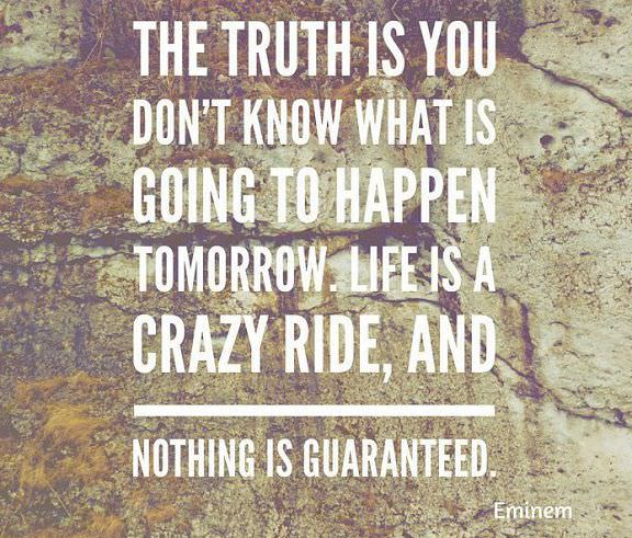 Best Inspirational Quotes About Life Nothing Is Guaranteed Life Is Classy Best Inspirational Quotes About Life
