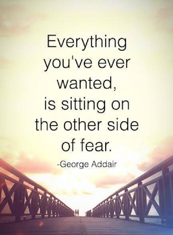 George Addair Quotes Inspirational Messages Everything You've Ever Custom Inspirational Messages