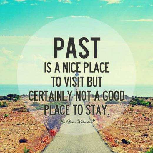 Nice Quotes About Life Fascinating Inspirational Quotes About Life Why Old Place Not Good To Stay