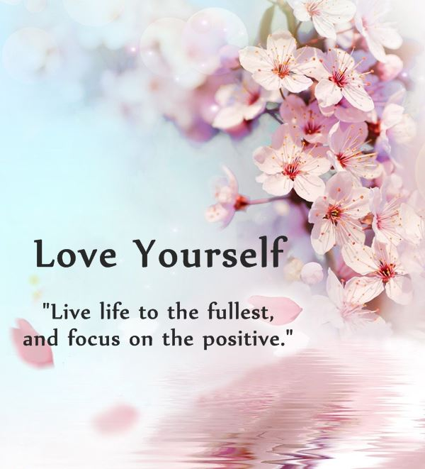 10 Positive Quotes Love Yourself 3