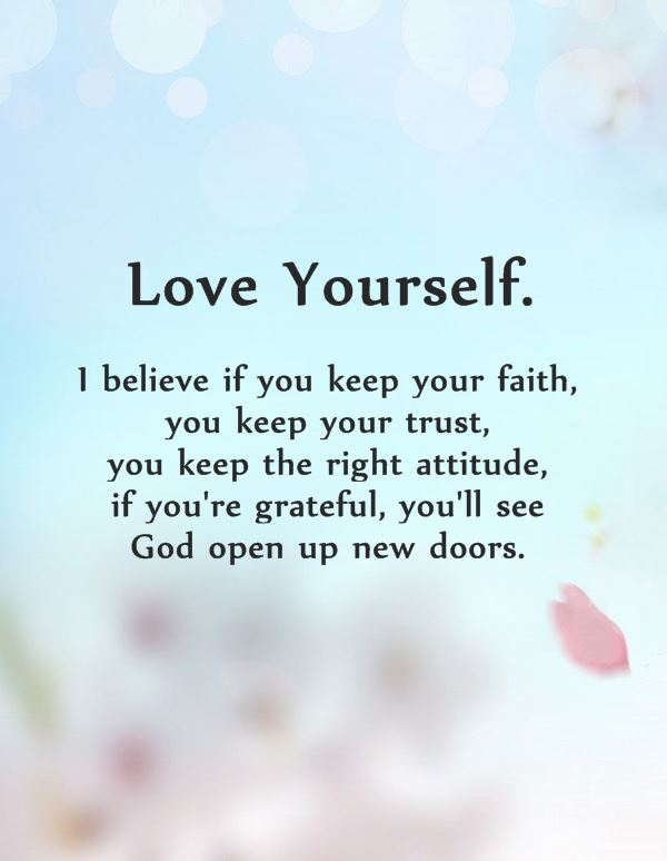 Quotes Love Yourself Inspiration 48 Positive Quotes Why First Love Yourself Should Awesome Dreams