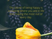 Good morning friends The Secret Of Life being Happy Friends