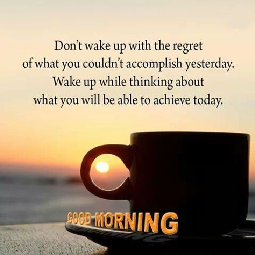 Morning Motivational Quotes Adorable 35 Of The Good Morning Quotes And Images Positive Energy For Good