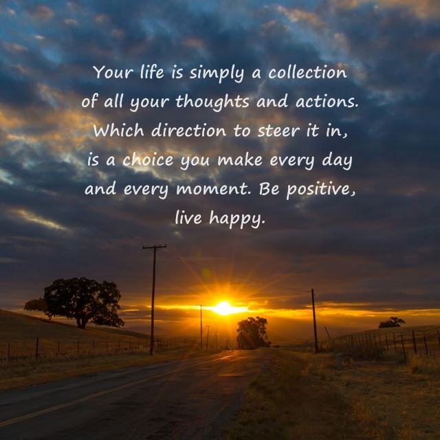 Quotecom: 23 Stay Positive Quotes To Cheer You Up