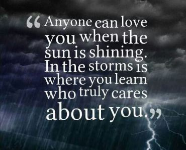 Heart Touching Quotes and sayings Where You learn Who Truly Cares You