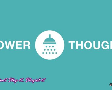 The 86 Greatest Shower Thoughts Of All Time
