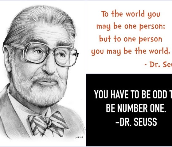 56 Dr. Seuss Quotes Everyone Need To Read