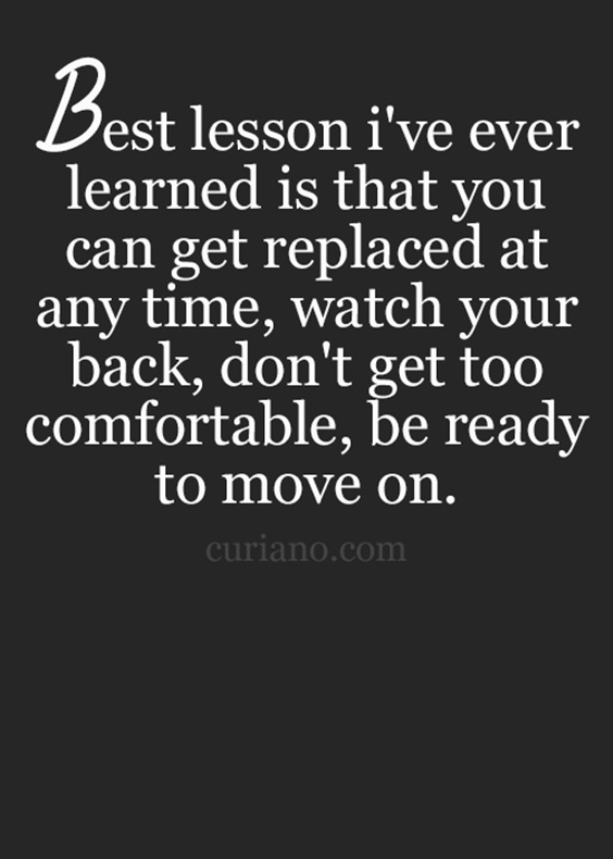 Quotes Life Lessons About