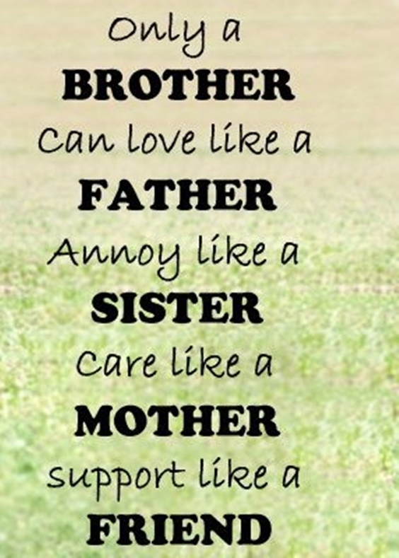 The 100 Greatest Brother Quotes And Sibling Sayings 3a302f47f3cb20ce2c95e62d6635d17e 71