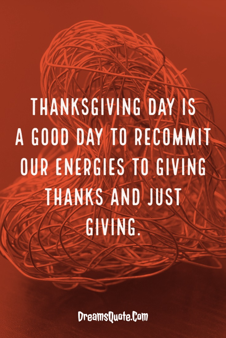 28 Inspirational Thanksgiving Quotes And Sayings 23