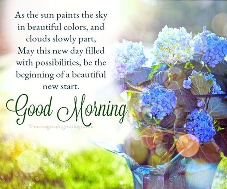 56 Good Morning Quotes and Wishes with Beautiful Images 37