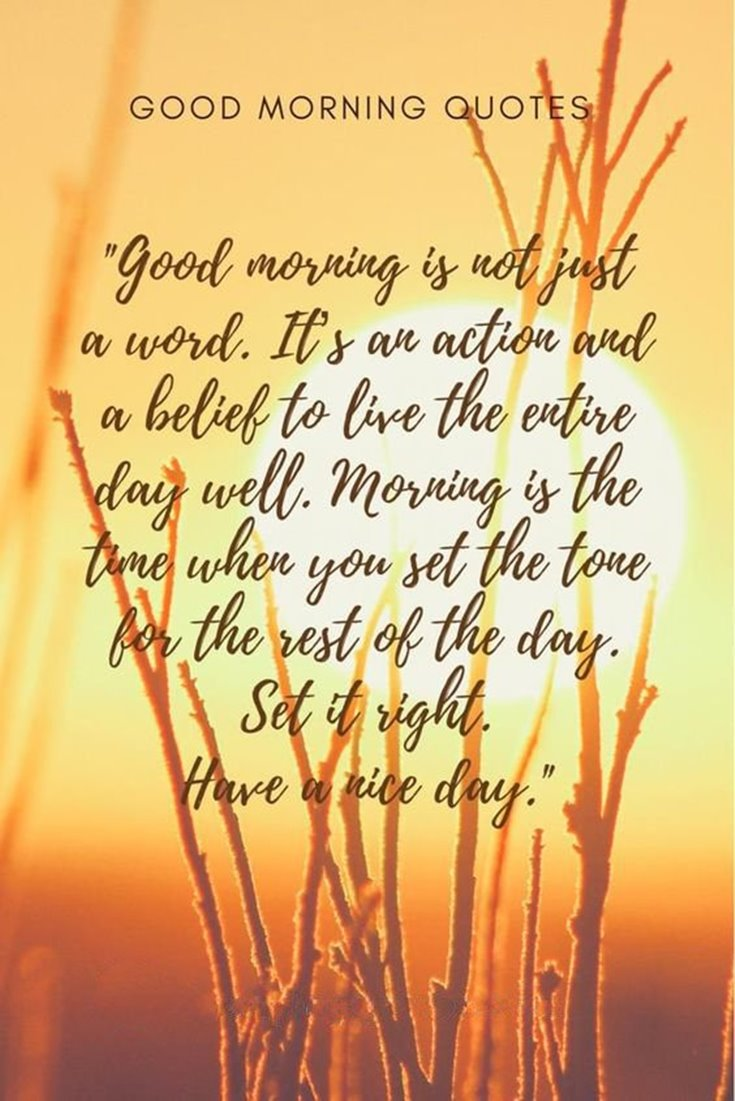 56 Good Morning Quotes and Wishes with Beautiful Images 54