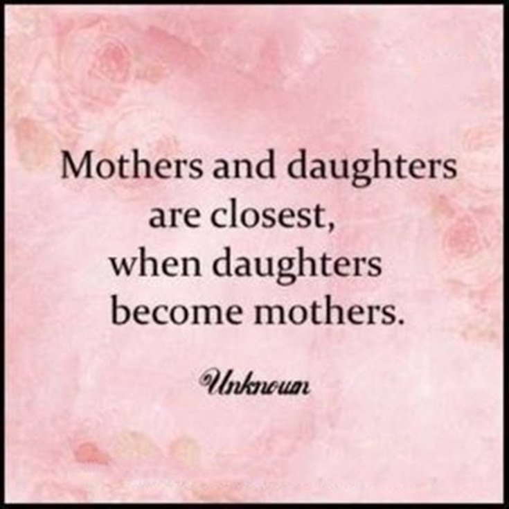 60 Inspiring Mother Daughter Quotes and Relationship Goals 59