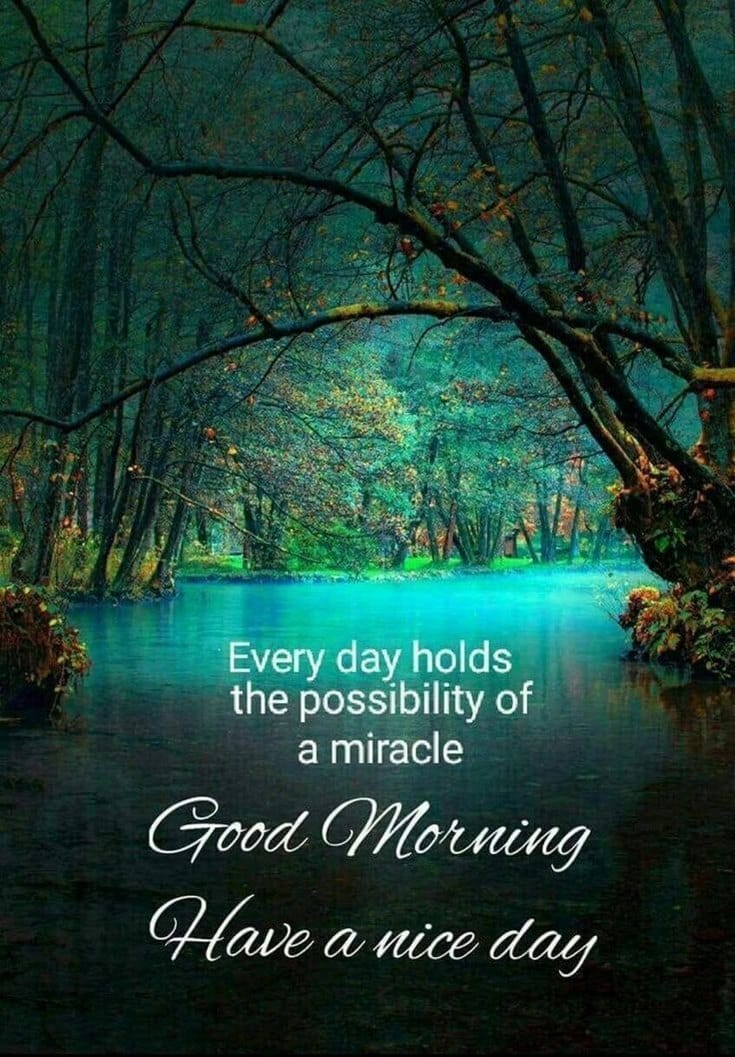 57 of the Good Morning Quotes And Images Positive Energy for Good Morning 10