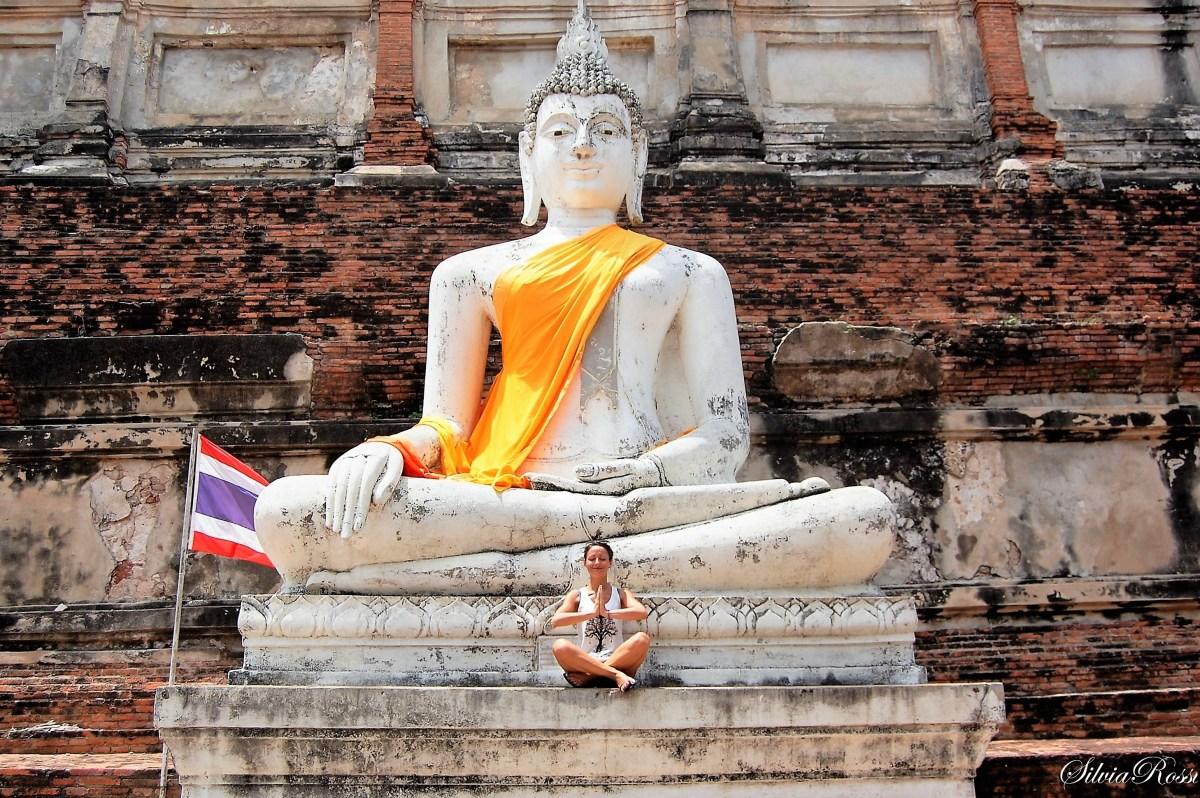 Alla ricerca del Thai Mood – Ayutthaya Historical City Park